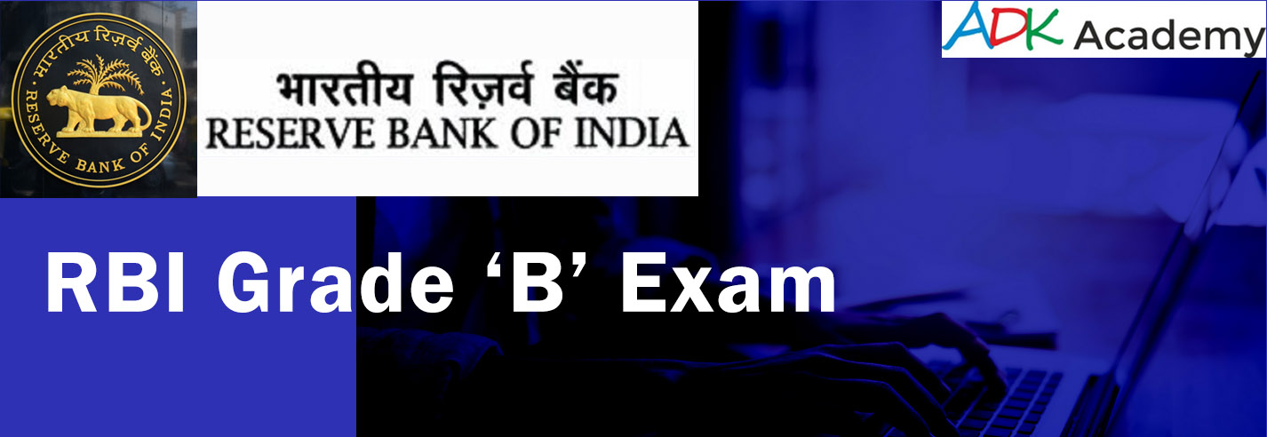 rbi grade b online coaching class and test series