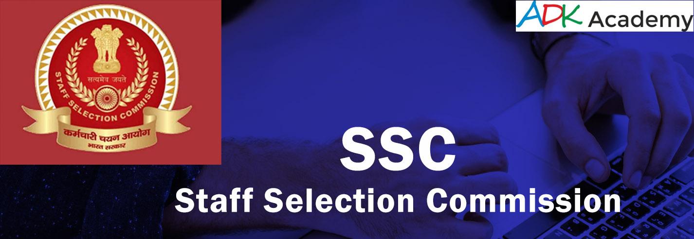 ssc entrance exams cgl chsl online offline coaching